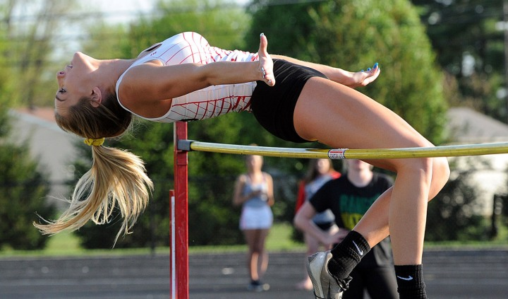 High School TrackMid-State League Buckeye Division Championships May 8 2018