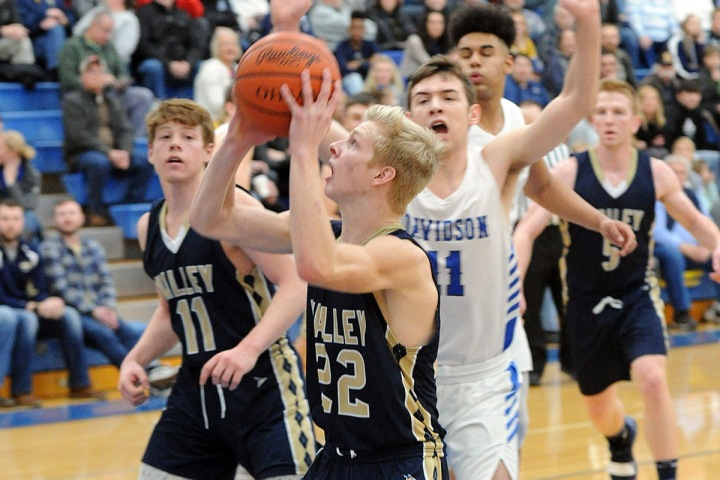 High School Basketball Hilliard Davidson 41 Teays Valley 30 March 1 2019 151366