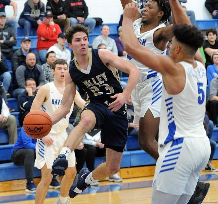 High School Basketball Hilliard Davidson 41 Teays Valley 30 March 1 2019 151389