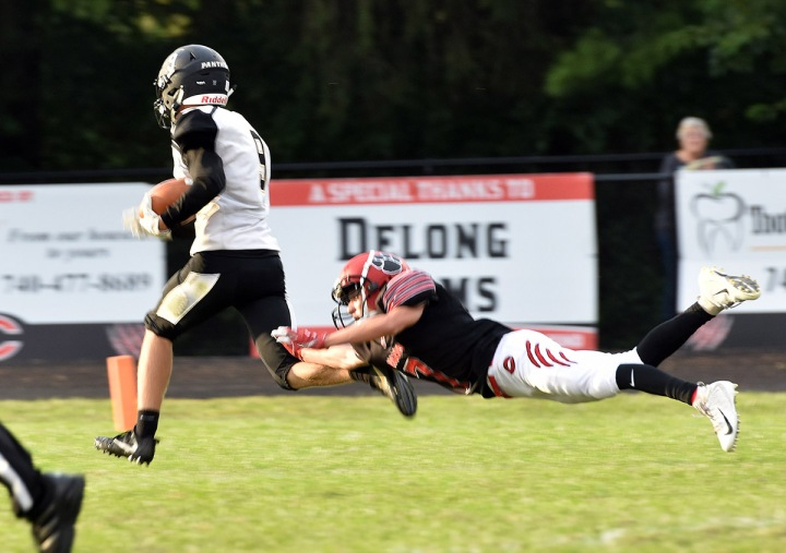 High School Football Miami Trace 42 Circleville 20 August 30 2019 6123