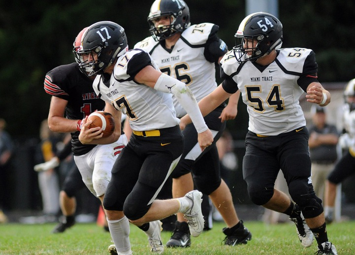 High School Football Miami Trace 42 Circleville 20 August 30 2019 155983