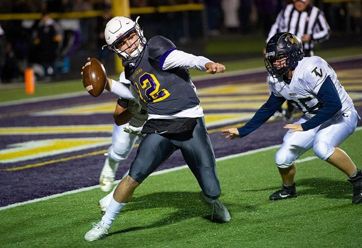 High School FootballBloom-Carroll 25 Teays Valley 9 November 1 2019 159728