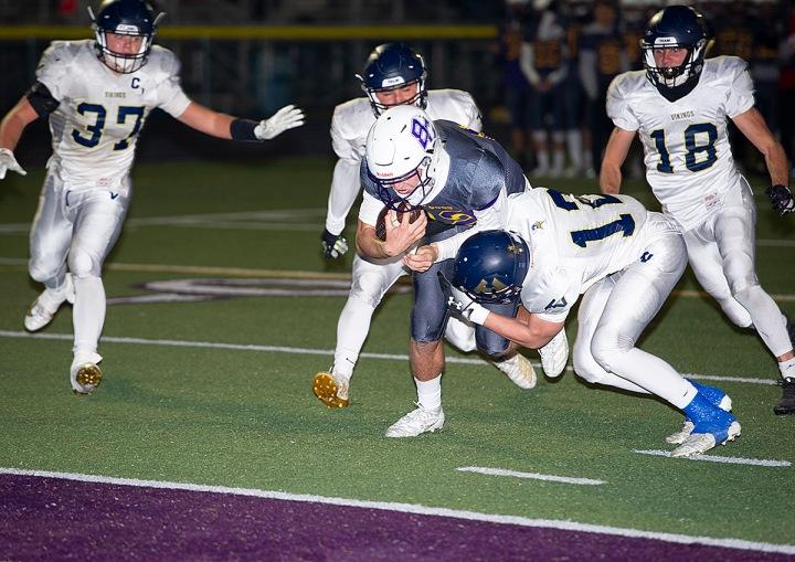 High School FootballBloom-Carroll 25 Teays Valley 9 November 1 2019 159867